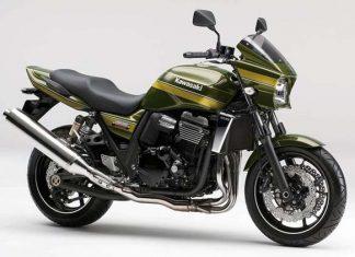 Kawasaki ZRX 1200 2011