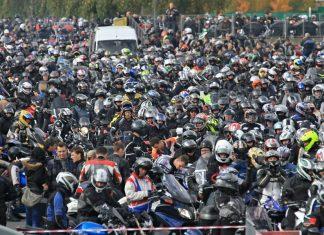 Simoncelliho si v Brně připomnělo 3795 motorkářů