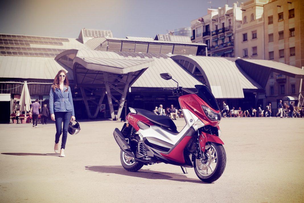 Yamaha má nový skútr - NMAX 125