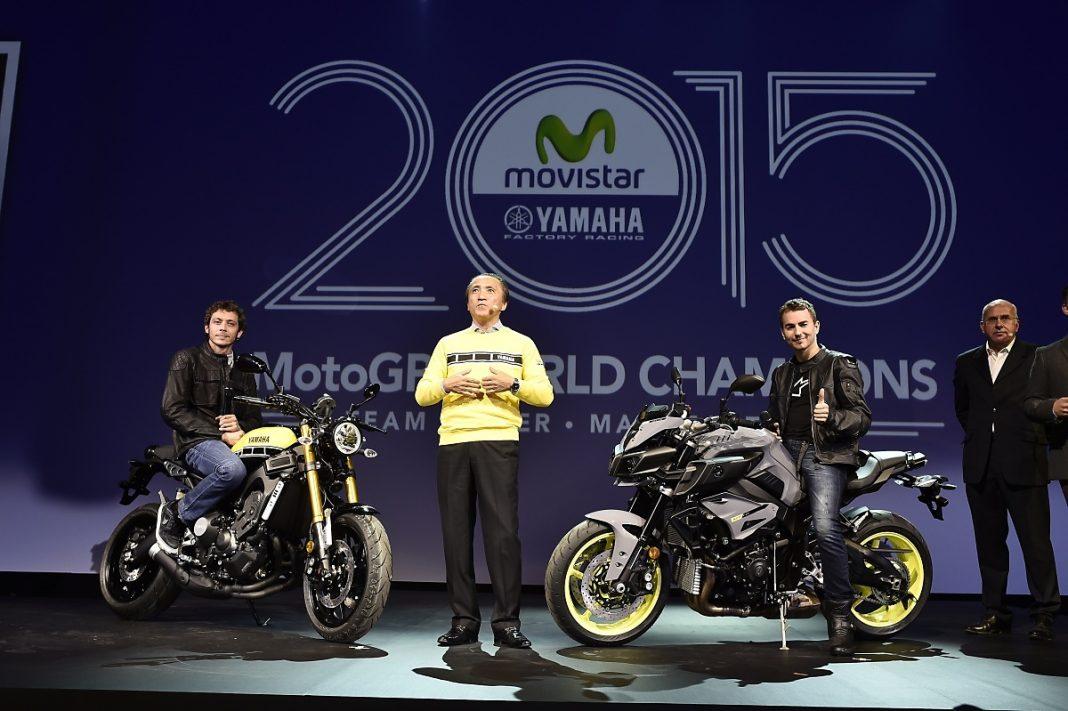 Jarvis: Zeď v boxu Yamaha nebude
