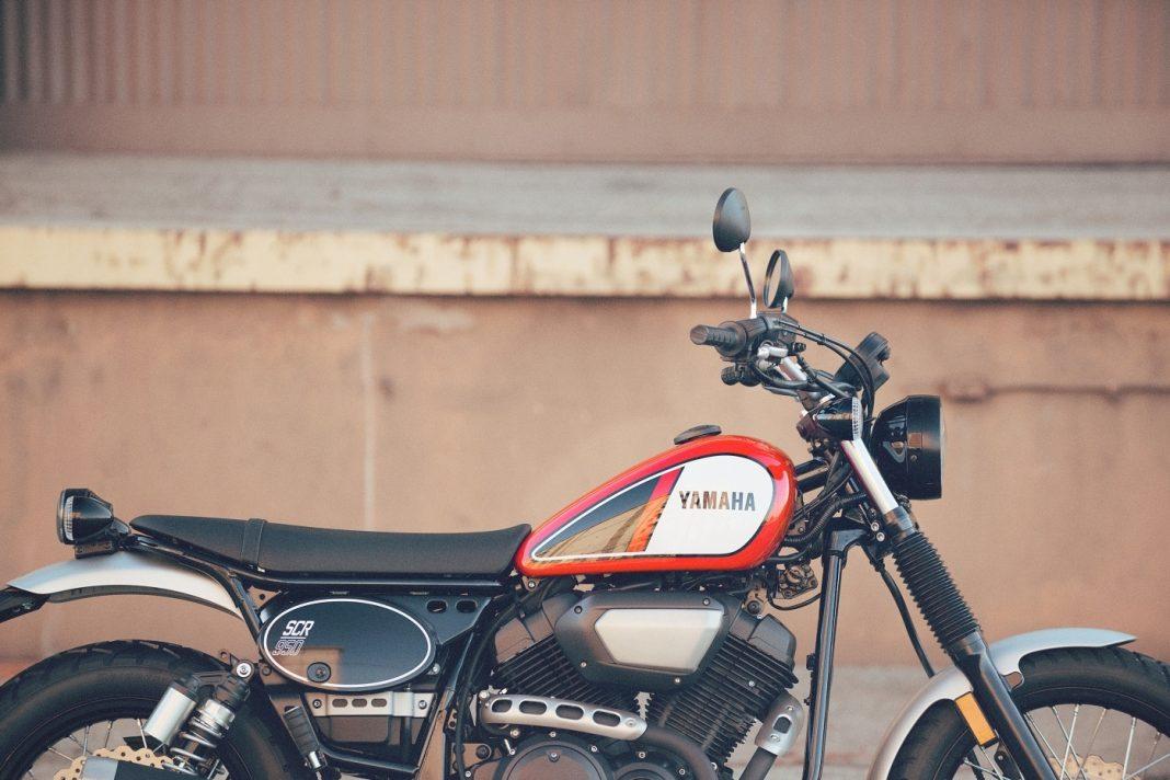INTERMOT 2016: Yamaha a novinky SCR950
