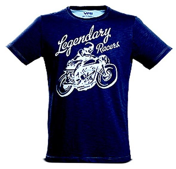 """Pánské triko """"Legendary Racers"""" od PSí Hubík"""