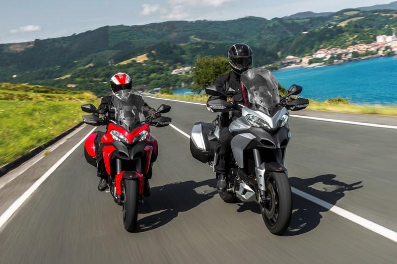 Vychytaná akce od Ducati - levnější motorky a doprodej kufrů na MTS