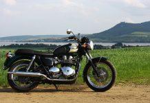 Test z archivu: Triumph Bonneville T100