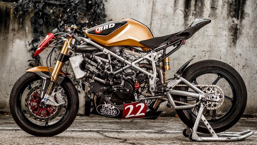 Radical Ducati Matador Racer