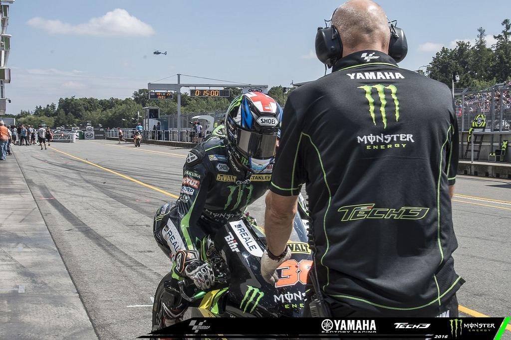 MotoGP: Smith se zranil na Oscherslebenu