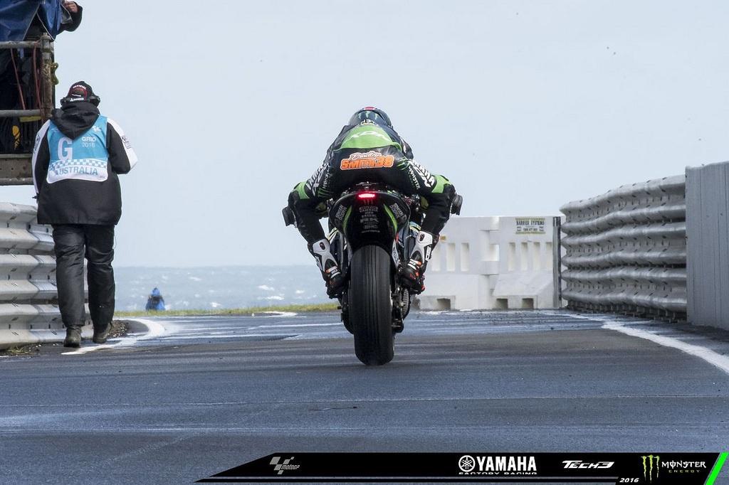 MotoGP: Monster Yamaha Tech3 před Sepangem