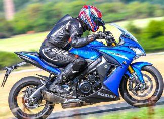 MH TEST Suzuki GSX-S1000F