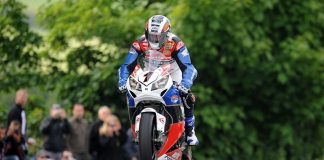 Isle of Man TT 2012 - Dainese Superbike Race