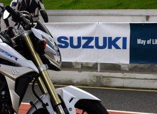 Mostecký Suzuki Press Day 2011