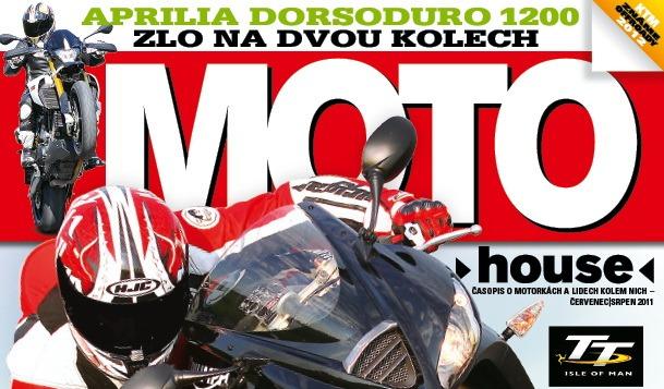 Motohouse 7-8/2011 už se tiskne