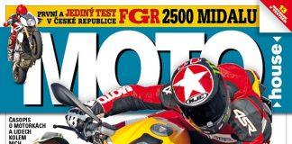 Motohouse 11/2011 právě zamířil do tiskárny