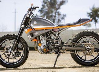 Roland Sands Design KTM 690 Tracker