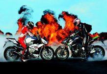 MH TEST: BMW S 1000 R vs. Kawasaki Z1000