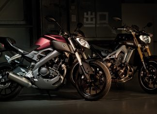 NOVINKA 2014: Yamaha MT-125
