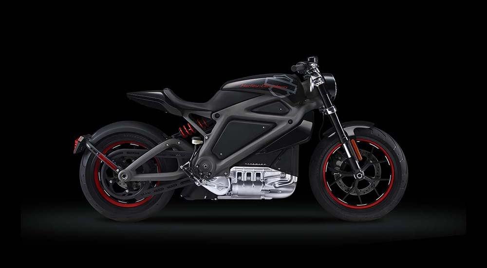 Budoucnost má novou tvář – elektrický Harley-Davidson