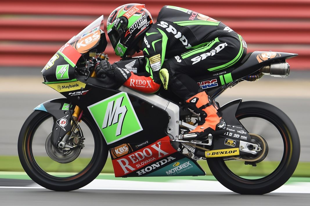 Moto3:Kuba Kornfeil nakonec s bodem