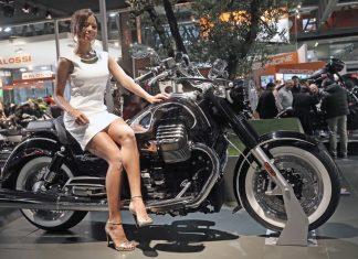 EICMA 2014: Moto Guzzi
