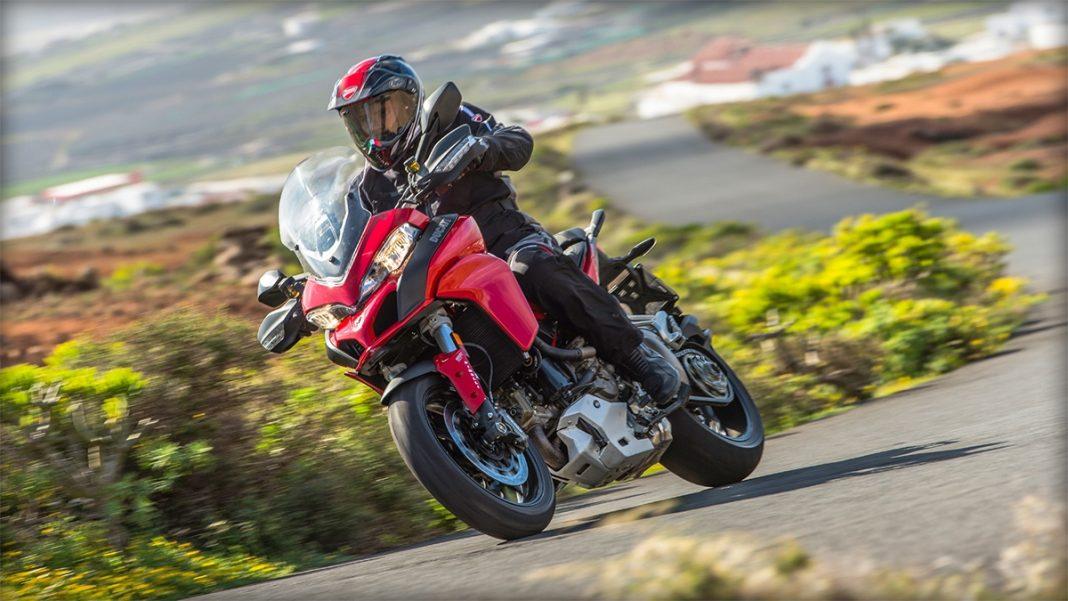Ducati Multistrada 2015 – letíme na test