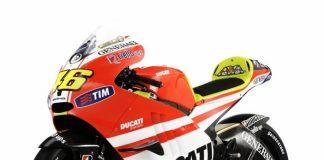 Ducati v Rossiho barvách