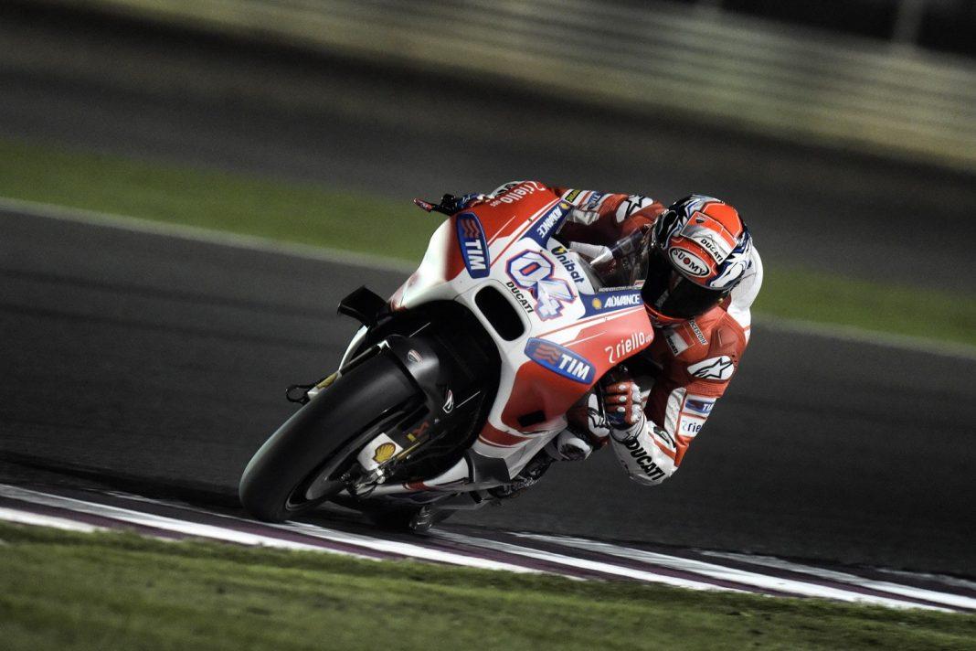 MotoGP test Katar: i druhý den nejrychlejší Ducati