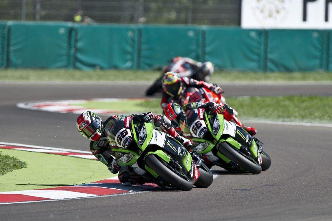 MS Superbike: Rea a Sykes před domácím závodem