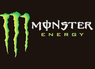 Tipovačka s Monster Energy