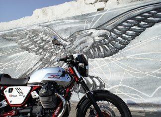 První jízda: Moto Guzzi V7