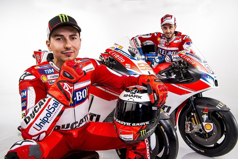 MotoGP: Ducati představila oficiálně svůj tovární team