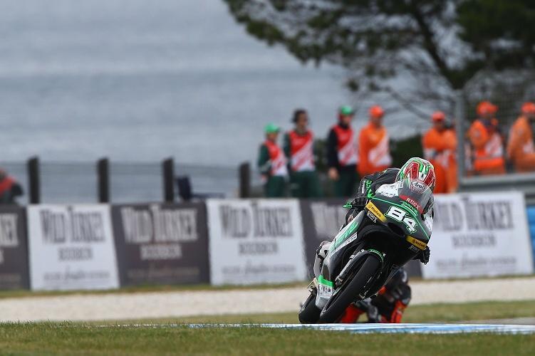 Moto3: Skvěle rozjetý Kuba Kornfeil