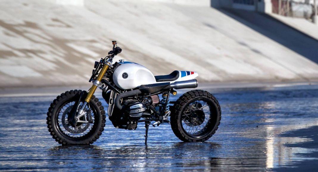 BMW R NineT od JSK Custom Design