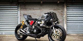 Honda CBX1000 od BadSeeds