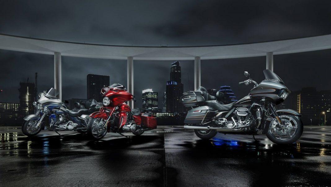 Novinky Harley-Davidson 2016 dostupné již brzy