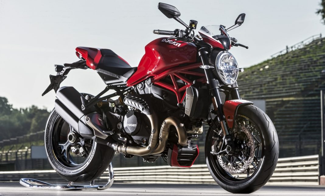 NOVINKA 2016: Ducati Monster 1200 R