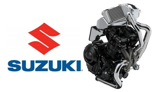 Suzuki představila motor s turbem