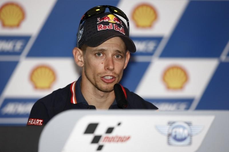 MotoGP: Stoner již v sobotu na trati