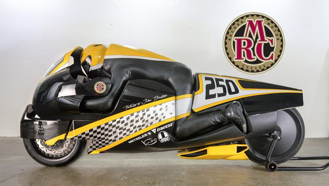 Tým RMC chystá světový rychlostní rekord