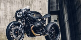 The Bavarian Fistfighter – BMW R NineT od Rough Crafts