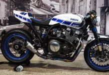 Yamaha XJR1300 Ronin od Motorrad Klein