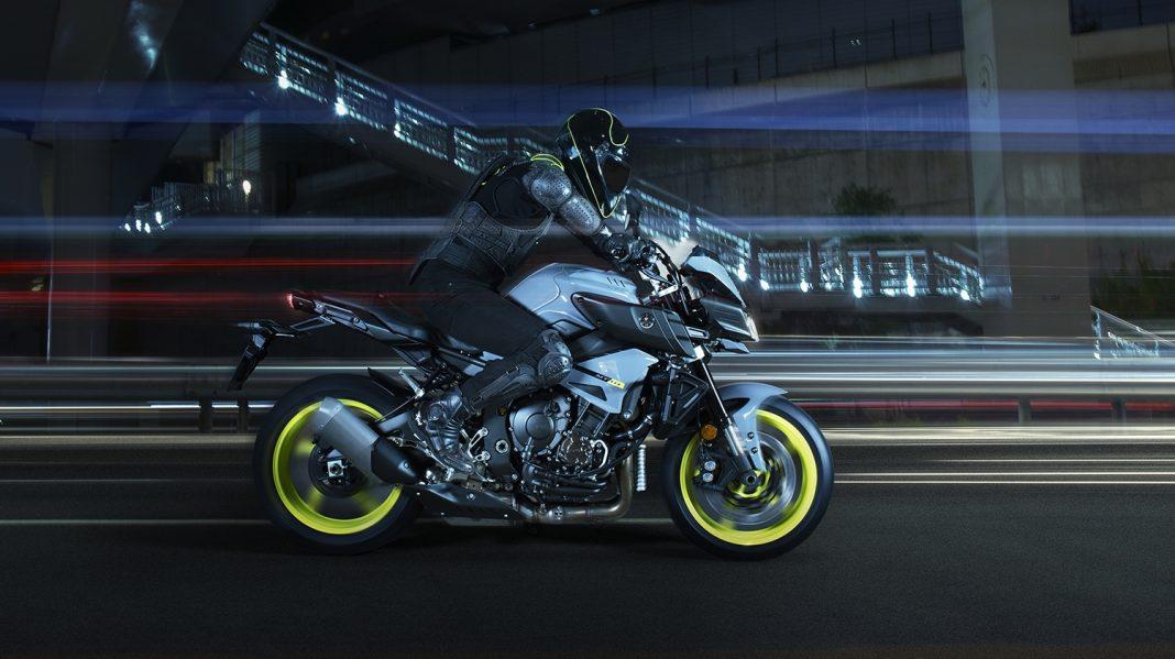 Yamaha odhalila technické údaje MT-10