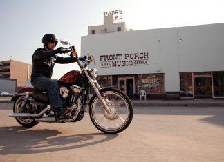 Chcete se svézt na Harley-Davidsonu?