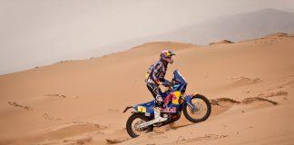 Dakar - 9. etapa