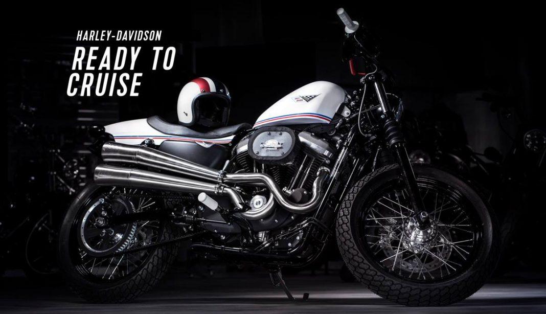 Vybírejte nejhezčí Sportstery v Harley-Davidson Battle of the Kings 2016