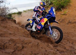 Rally Dakar 2011: 12. etapa