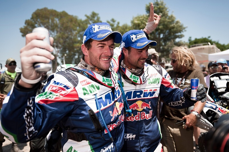 Rally Dakar 2011: finální klasifikace