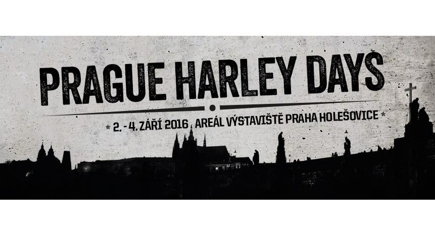 Letošní Prague Harley Days povýší na třídenní event