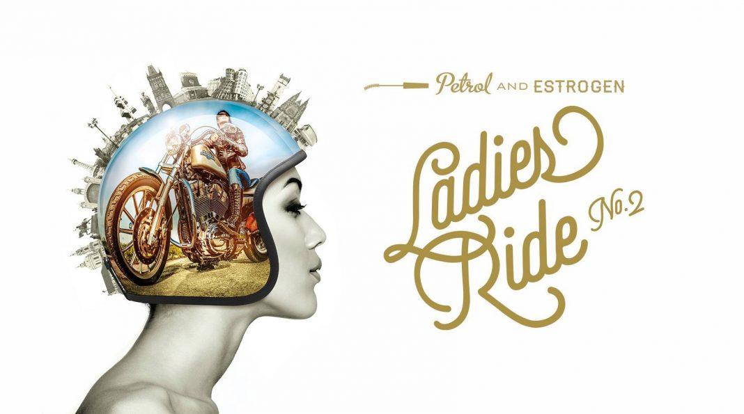 Ladies Ride 2016 - Dámská jízda