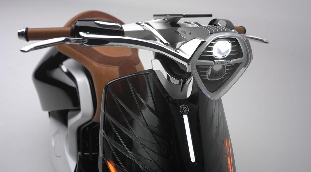 Yamaha oslavuje ženskou krásu konceptem 04GEN