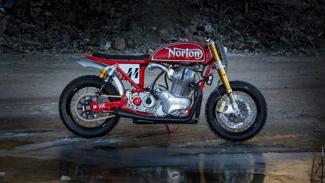 Norton Commando 961 MM od 72 Motorcycles