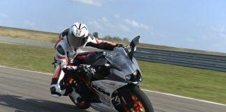 První jízda: 2015 KTM RC 390